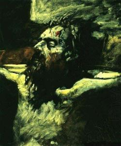 Head of Christ by Nikolai Ge