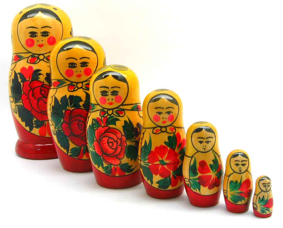 matryoshka syndrome � pastor with a purse