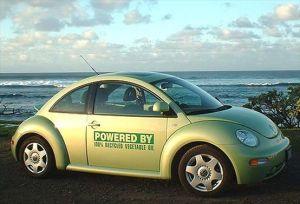 biodesel car