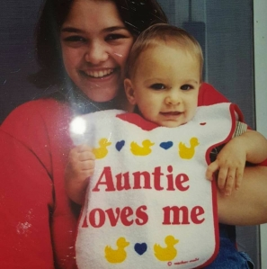 auntie loves me